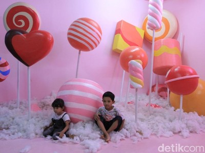 Destinasi Keluarga Baru di Bandung, Happy Farm Ciwidey!