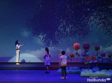 Rama Soeprapto menyutradarai drama musikal yang berisi pesan positif dari pasien kanker anak yang sudah sembuh.