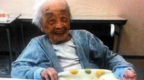 Manusia Tertua Dunia Asal Jepang Meninggal di Usia 117 Tahun