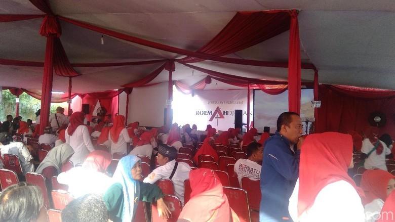 Roemah Djoeang Diresmikan Jadi Markas Relawan Pro-Prabowo