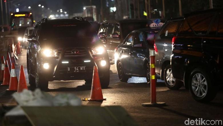 Ilustrasi Arus lalu lintas Foto: Agung Pambudhy