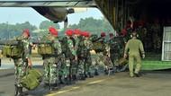 TNI Terjunkan Kopassus Percepat Evakuasi Pendaki Gunung Rinjani