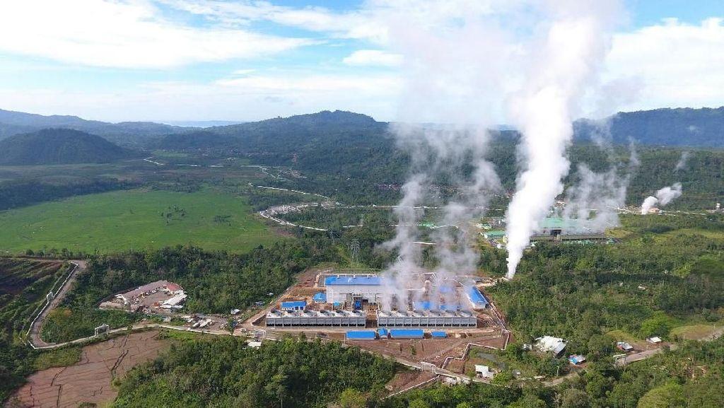Pertamina Siap Tambah Pasokan Listrik dari Sumur Geothermal Ulubelu