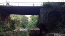 Penyangga Jembatan Bojonegoro-Tuban Ambrol, Lalu Lintas Dialihkan
