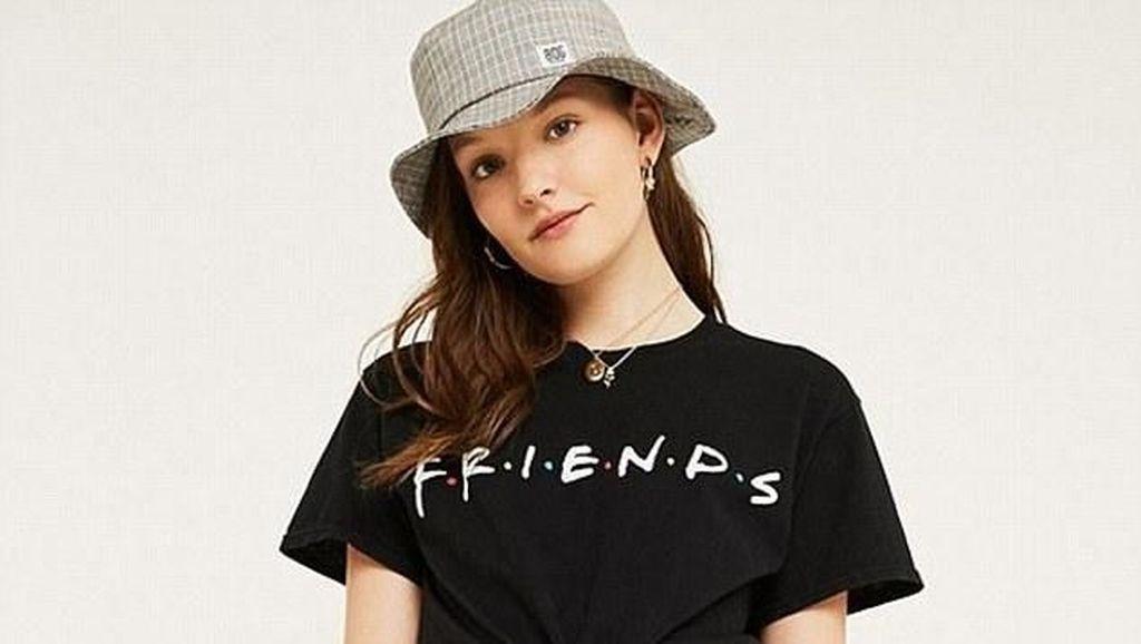 Lagi Tren di Kalangan Milenial, Kaus Bertema Serial Friends