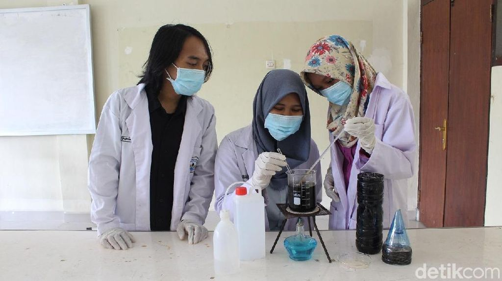 Mahasiswa Untidar Teliti Limbah Gula Tebu Jadi Perangkap Nyamuk