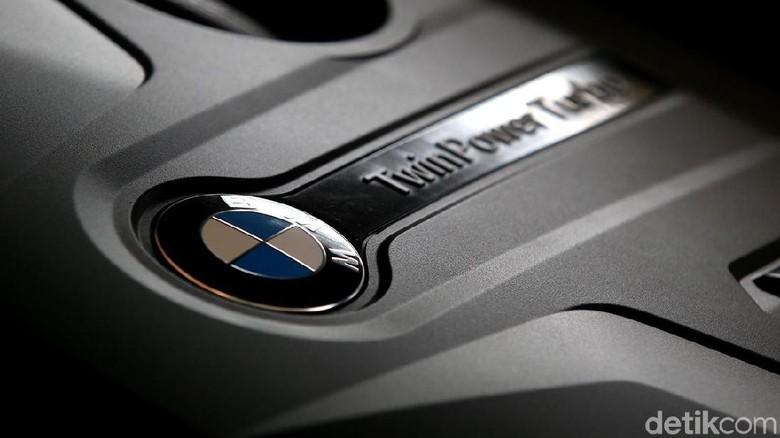 Ilustrasi logo BMW Foto: Ari Saputra