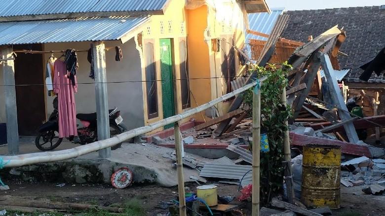 Total Ada 276 Gempa Susulan di NTB Hingga Pagi Ini