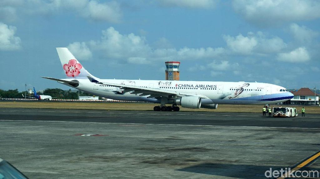 Viral China Airlines Layani Jakarta-Makassar, Ini Penjelasannya