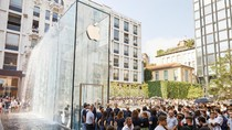 Sah! Apple Jadi Perusahaan USD 1 Triliun