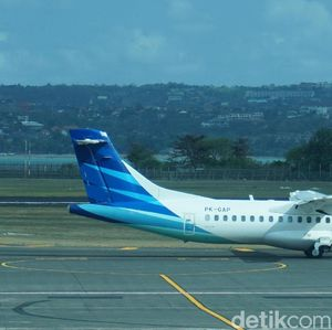 Garuda akan Lepas Landas dari Halim Januari 2019