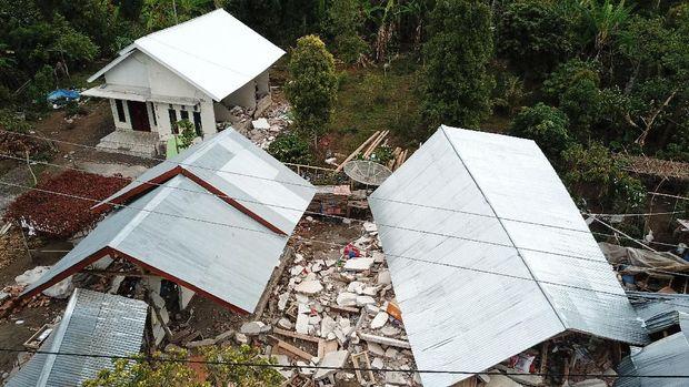 Anak-anak Pengungsi Korban Gempa Lombok Rindukan Bersekolah