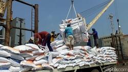 Heboh RI Impor Beras hingga Jagung Sepanjang 2018