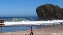 BMKG Keluarkan Peringatan Dini Gelombang Tinggi di Selat Sunda