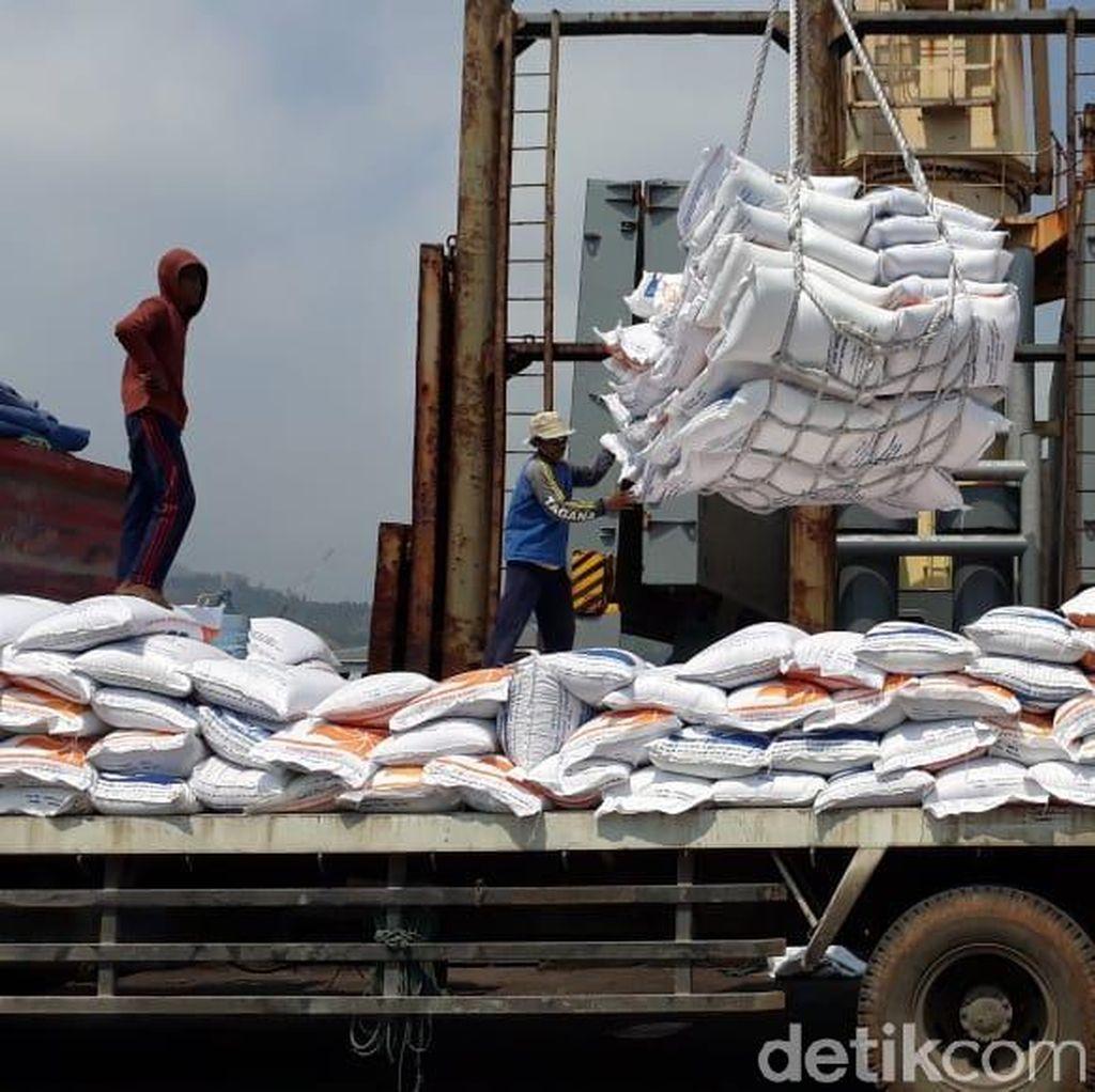 RI Banyak Impor Gula dan Beras dari Thailand
