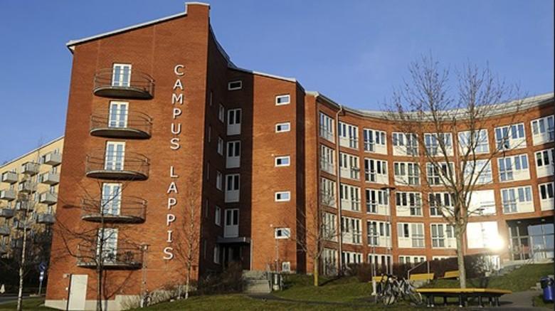 Kawasan asrama Lappis (Lappkärrsberget)