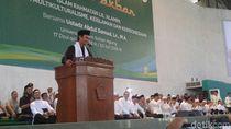 Canda Abdul Somad: Pengajian di Semarang Disambut Bagai Cawapres