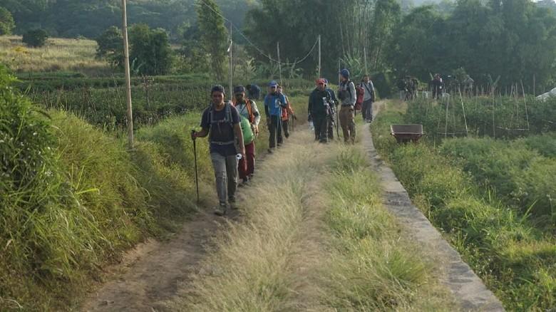 Bawak Nao, Jalur Evakuasi Pendaki yang Terjebak di Gunung Rinjani