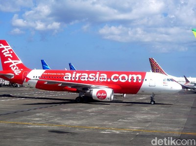 Merasa Didiskriminasi, AirAsia Tarik Penjualan dari Traveloka