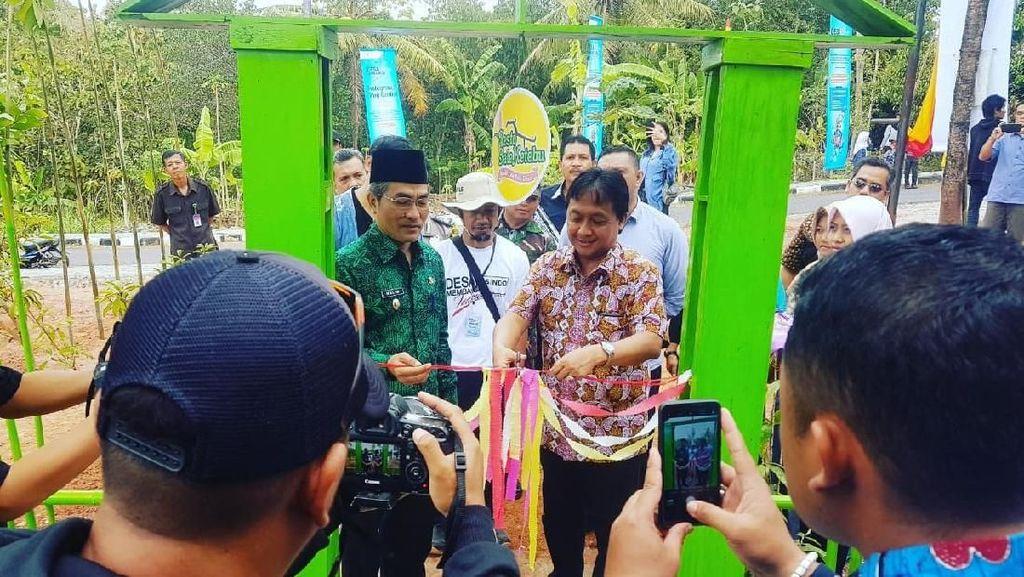 Lewat Dlingo Fest, Kemendes Promosikan Keberhasilan Dana Desa