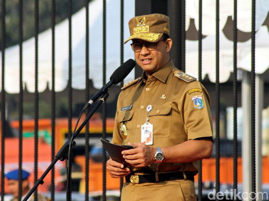 Anies Ungkap Alasan Pemprov DKI Upacara HUT RI di Lapangan Banteng