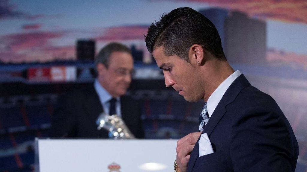 Cristiano Ronaldo Dituding Lakukan Pelecehan Seksual