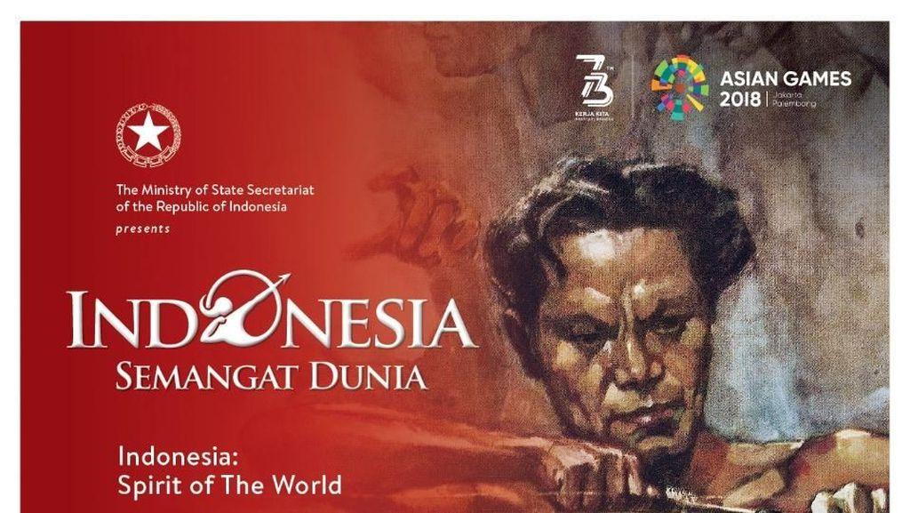 Galeri Nasional Indonesia Pamerkan Koleksi Seni Istana Kepresidenan