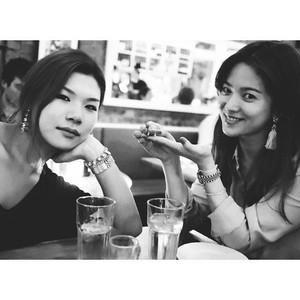 Cantiknya Song Hye Kyo Saat Makan hingga Makanan Peningkat Kualitas Sperma