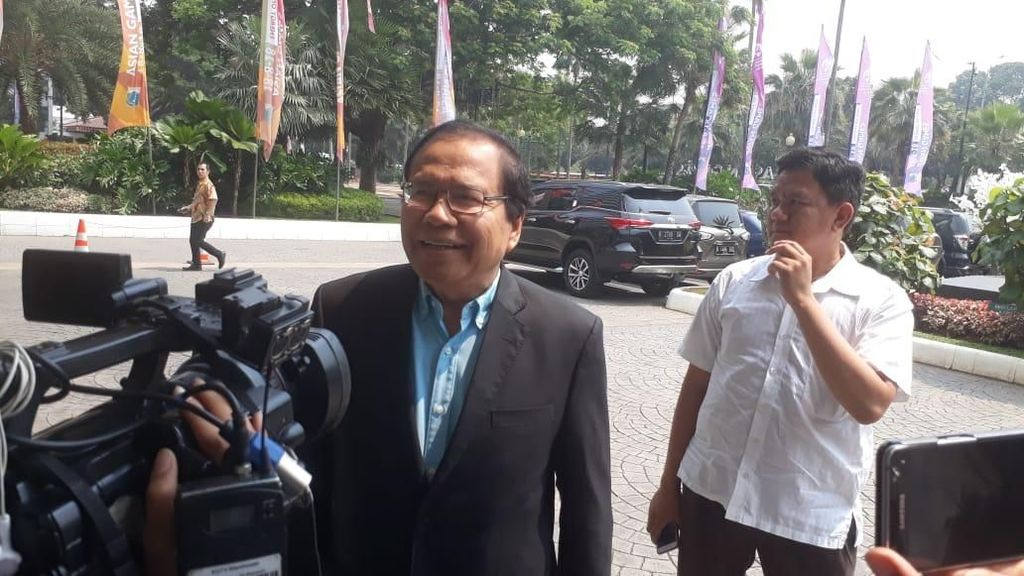 Sebut Ekonomi RI Sakit, Rizal Ramli: Menteri Jokowi Sibuk Bantah