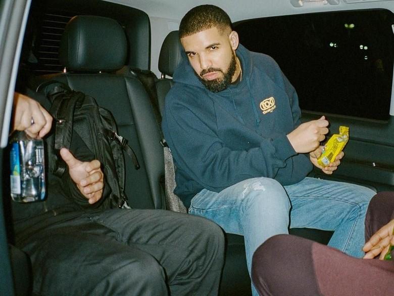 Drake Foto: Instagram @champagnepapi