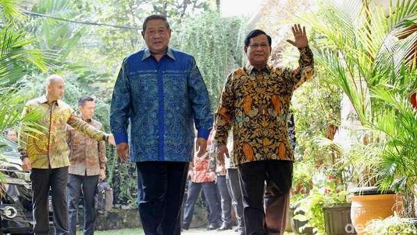 PAN Minta SBY Tegaskan Sikap, Semua Kader PD Harus Dukung Prabowo