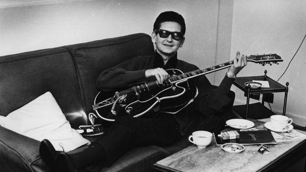 Roy Orbison, penyanyi Pretty Woman