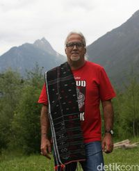 Cinta Lagu Batak, Orang Austria Gelar Konser di Samosir