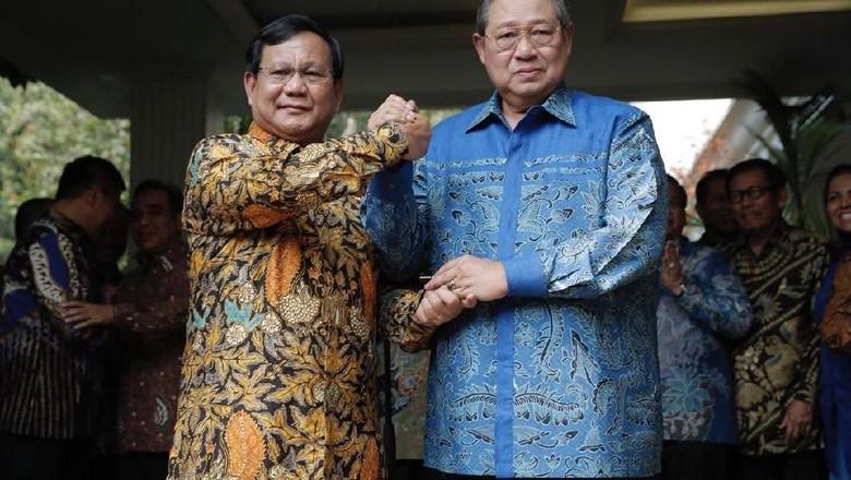 SBY-Prabowo Koalisi, Apa Kabar AHY?