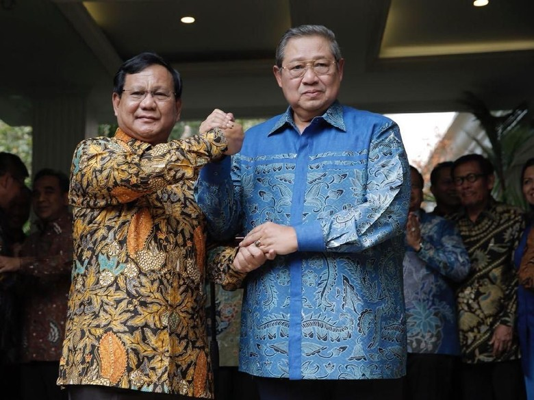 SBY akan Jadi Juru Kampanye Prabowo-Sandiaga