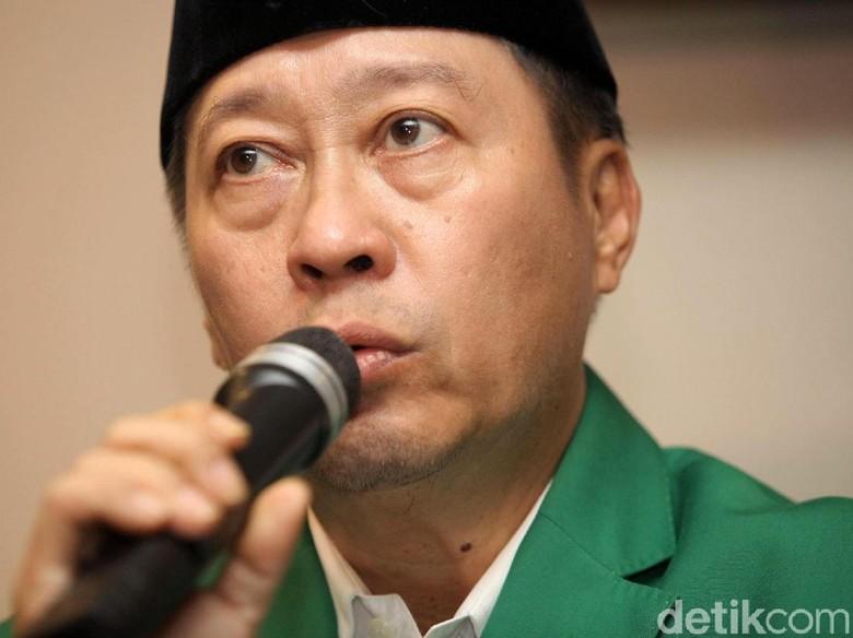 PPP Muktamar Jakarta Harap Ajakan Islah Direspons Rommy cs