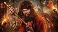 Adapula Bagaspati, bajak laut yang diperankan Cecep Arif Rahman. Dok. Instagram/wirosablengofficial