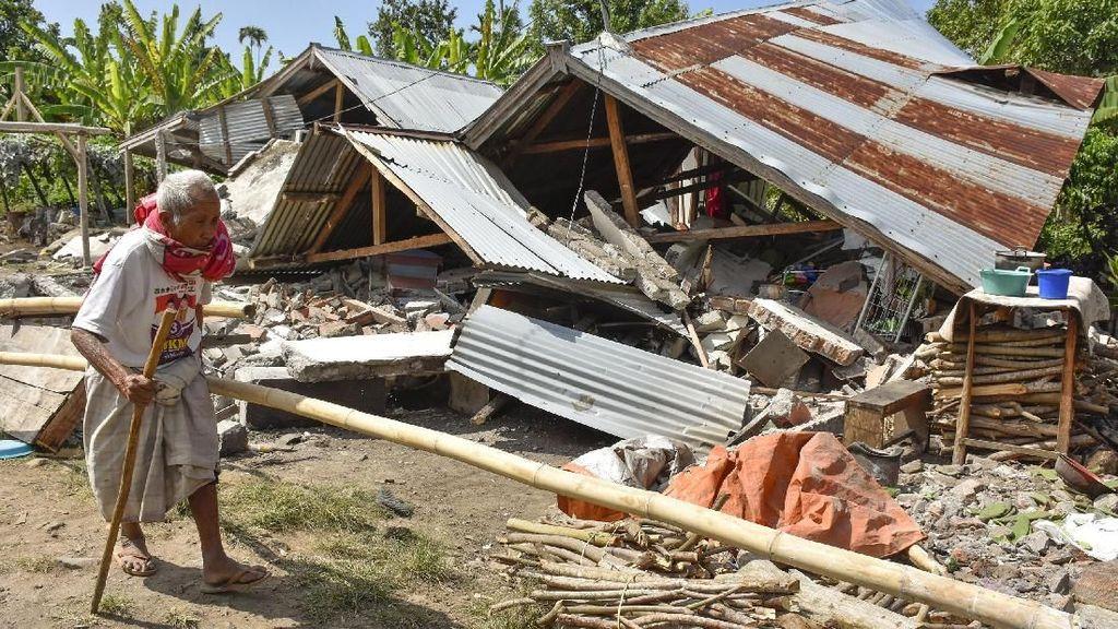 Bertambah 1, Total Korban Tewas Gempa NTB Jadi 17 Orang