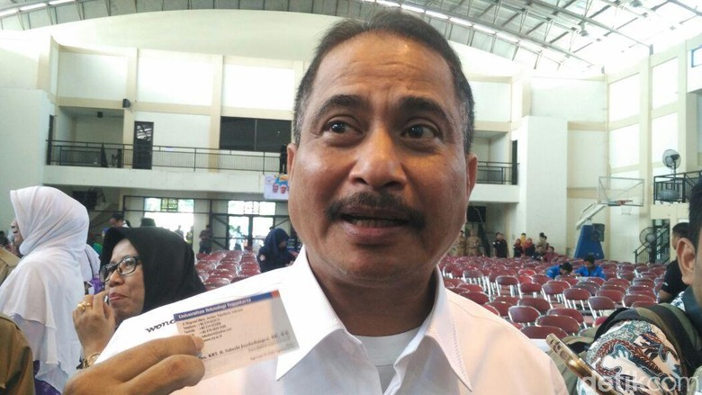 Menteri Pariwisata Arief Yahya (Usman/detikTravel)