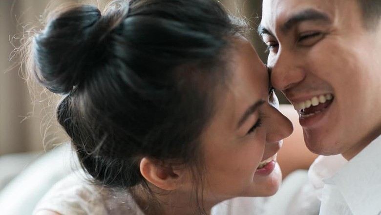 Baim Wong Honeymoon/ Foto: Instagram/alexzulfikarlalisang