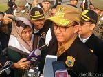 Relawan Jokowi Kumpul di Tugu Proklamasi, Timses Izin ke Anies