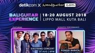 Sejumlah Gitaris Berkumpul dalam Bali Guitar Experience, Gabung Yuk!