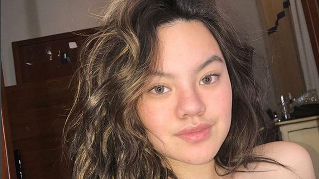 Foto Shafa Harris Tak Pakai Makeup Ini Bikin Dia Dibully