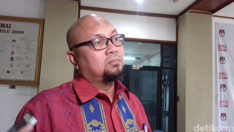 KPU Minta Kemekumham Segera Undangkan Revisi PKPU