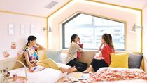 Kawaii! Jepang Bikin Hotel Khusus Wanita