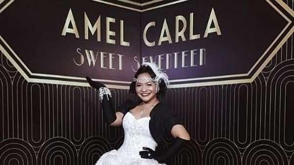 Lihat Perubahan Amel Carla yang Baru Ulang Tahun ke-17