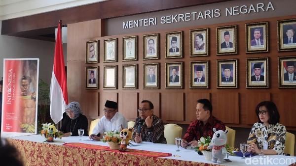Indonesia Semangat Dunia Jadi Tema Pameran Seni Koleksi Istana Kepresidenan