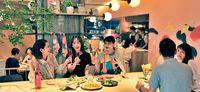 Cafe di lantai 1 (cafetel.jp)