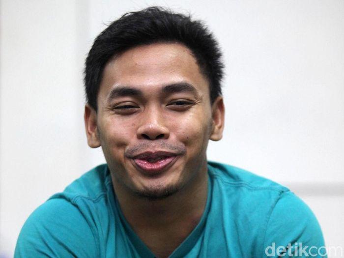 Lifter Indonesia, Eko Yuli Irawan. (Foto: Agung Pambudhy/detikcom)