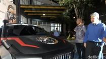 Keren, ITS Luncurkan Mobil Listrik untuk Ajang Reli Dakar 2019